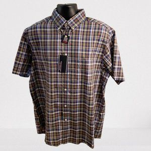 🆕Men's Button-up Shirt by Roundtree & Yorke